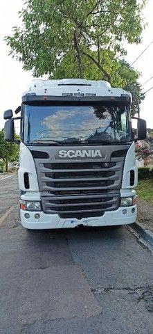 Scania 124 G420 - 2011 - Inteiro Revisado - Completo  - Foto 12
