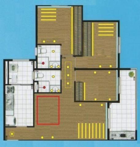 Ap00018. apartamento no alphaview! - Foto 18