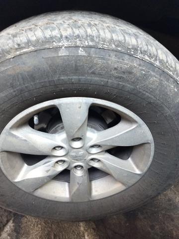 Pajero Dakar 3.2 diesel ano 2012 sucata somente peças - Foto 3