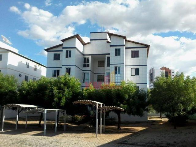 Vende-se ou aluga-se apartamento no residencial Jardins do Thermas
