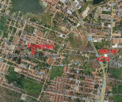 Jangurussu - Terreno grande com Casa Plana 1122m² - Foto 8
