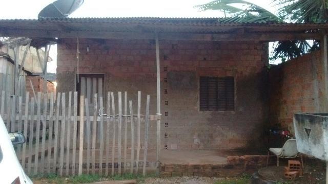 Vendo esa casa ou troco em outra