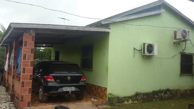 Casa.vende-se ou troca por casa na nova estação