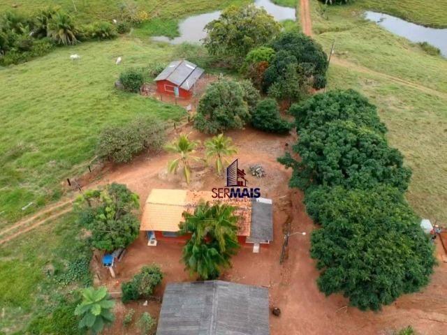 Belissima Fazenda Rural Espigão do oeste/RO - Foto 9