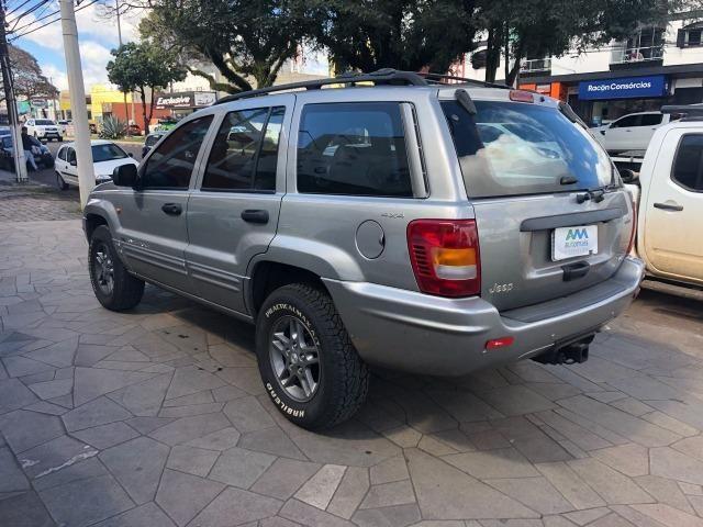 Jeep Grand Cherokee Limited 4.7 4x4 2000
