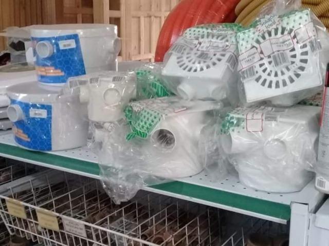 Urgente!!! Vendo Estoque de ferragens para desocupar imóvel