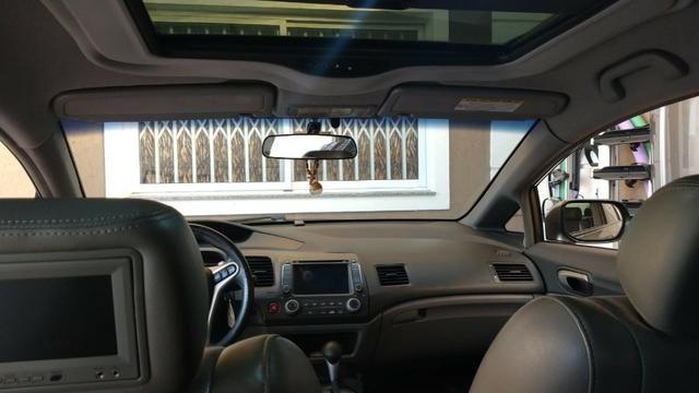 Honda Civic LXL 2010 - Unico Dono - Impecavel - Foto 8