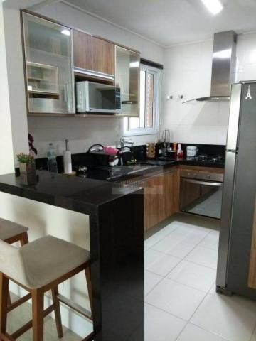 Apartamento com 2 dormitórios à venda, 75 m² por r$ 450.000 - jardim das indústrias - são  - Foto 19