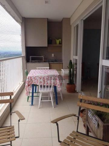 Apartamento com 3 dormitórios à venda, 122 m² por r$ 660.000 - jardim das indústrias - são - Foto 12