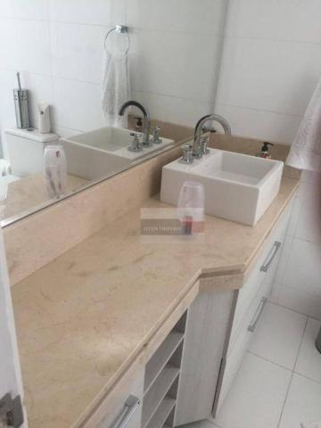 Apartamento com 3 dormitórios à venda, 156 m² por r$ 750.000,00 - jardim das indústrias -  - Foto 6