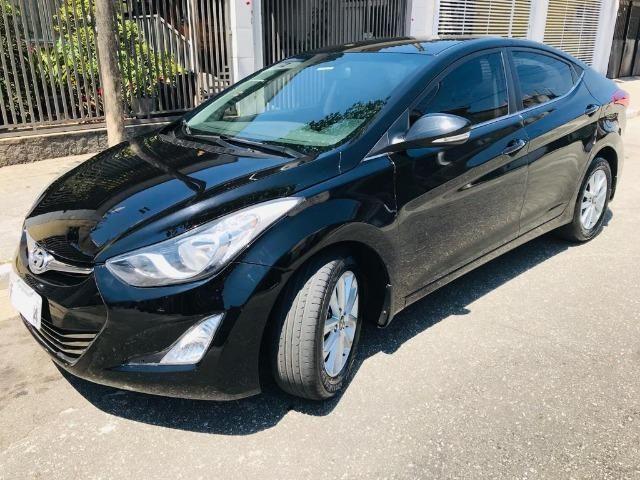 Hyundai elantra gls 2.0 automatico