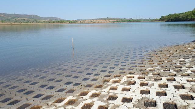 A partir 349,00 mensais / Lotes em Condominio na beira do lago Corumbá IV - Foto 8