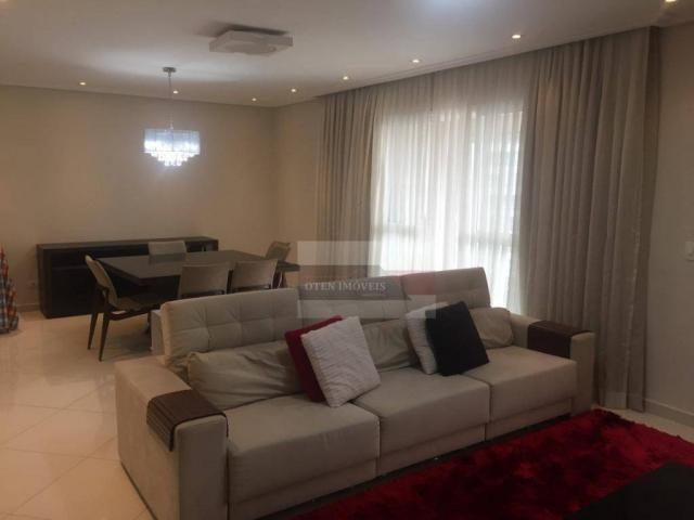 Apartamento com 3 dormitórios à venda, 156 m² por r$ 750.000,00 - jardim das indústrias -  - Foto 7