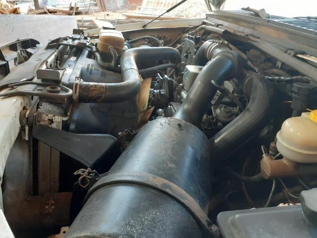 F4000 FORD, Diesel, Branca com motor 3.000 km - Foto 3