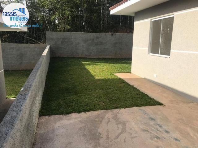 Condomínio fechado com 03 dormitórios a partir de r$ 189.900,00 use fgts - Foto 16