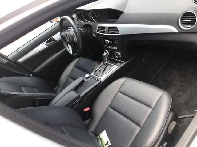 Mercedes benz c200 1.8 turbo 11/12 44 mil km EXTRA - Foto 10