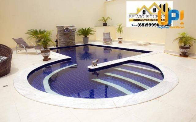 Casa com 3 dormitórios à venda, 288 m² por R$ 950.000 - Conjunto Procon - Rio Branco/AC - Foto 9
