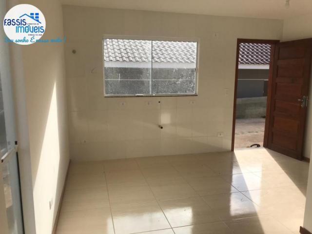 Condomínio fechado com 03 dormitórios a partir de r$ 189.900,00 use fgts - Foto 5