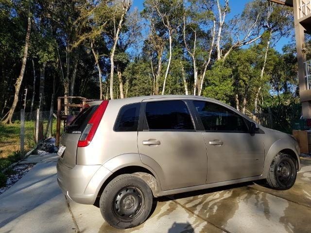 Ford Fiesta flex 1.0 SE completo, 13/14 repasse R$19.900 - Foto 3