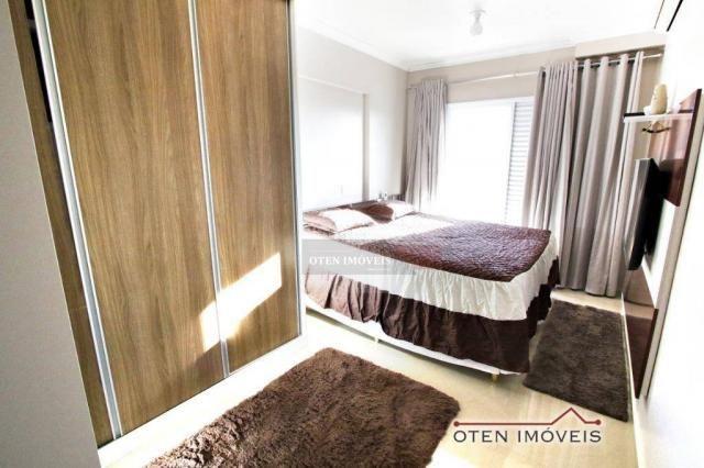 Apartamento com 4 dormitórios à venda, 156 m² por r$ 750.000 - jardim das indústrias - são - Foto 14
