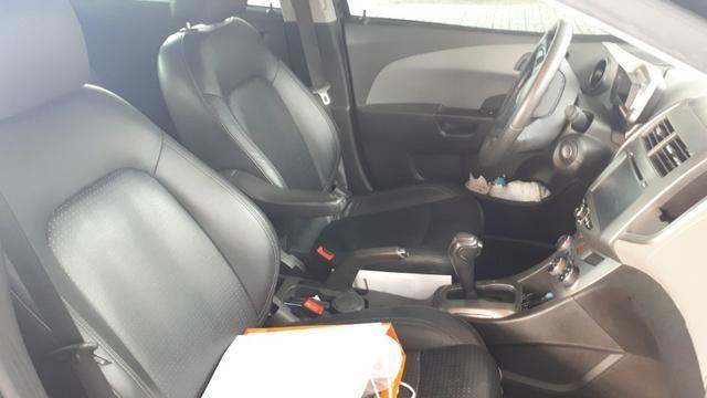 Chevrolet Sonic - Automático Completo - Oportunidade - Foto 4