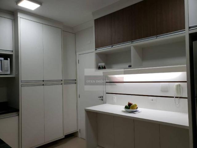 Apartamento com 3 dormitórios à venda, 156 m² por r$ 700.000 - jardim das indústrias - são - Foto 13