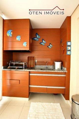 Apartamento com 4 dormitórios à venda, 156 m² por r$ 750.000 - jardim das indústrias - são - Foto 5