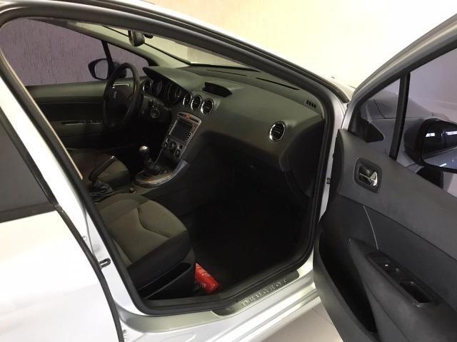 Peugeot 308 Allure 2.0 flex 2013 avalio troca maior ou menor valor - Foto 3