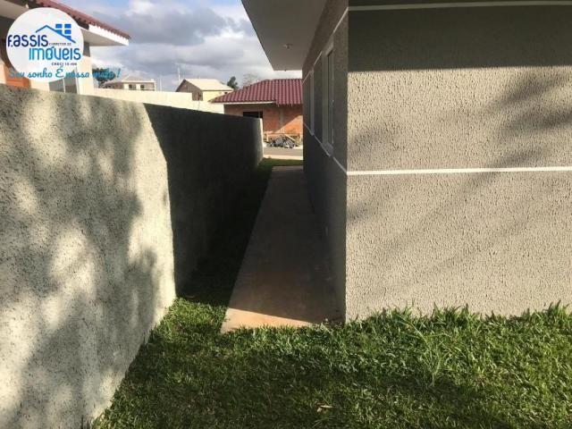 Condomínio fechado com 03 dormitórios a partir de r$ 189.900,00 use fgts - Foto 7