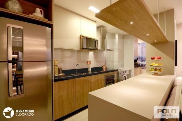 Apartamento 2 quartos com suíte Bairro Eldorado - Foto 10