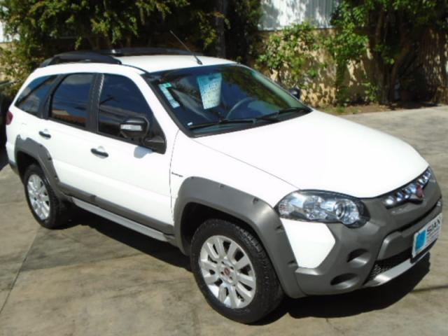 FIAT PALIO WEEKEND ADVENTURE 1.8 16V DUALOGIC - Foto 11