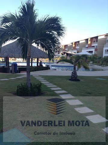 Cobertura para venda em aquiraz, porto das dunas, 4 dormitórios, 2 suítes, 4 banheiros, 3  - Foto 3