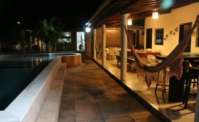 Novembro, feriado em casa de praia, com 5 quartos, piscina e churrasqueira - Foto 2