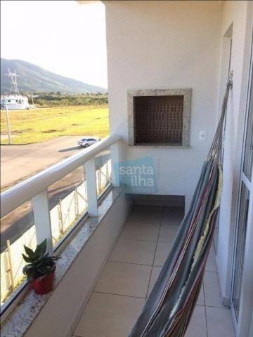 Apartamento com 2 dormitórios à venda, 63 m² por r$ 330.000,00 - ribeirão da ilha - floria - Foto 2