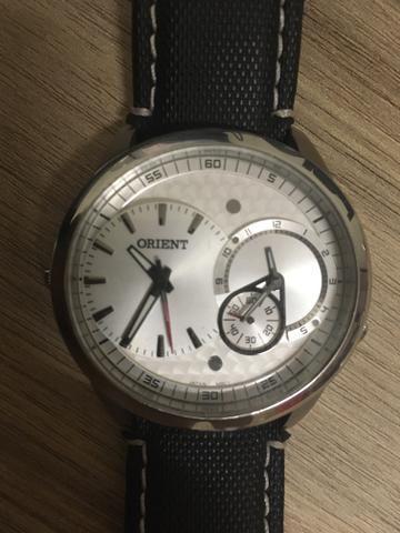 Relógio Orient Japan duo time