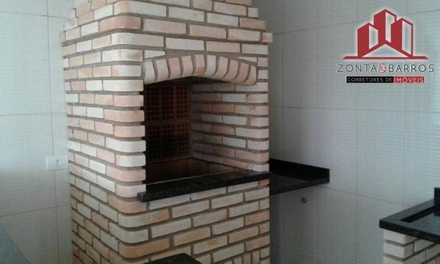 Apartamento à venda com 2 dormitórios em Nações, Fazenda rio grande cod:AP00010 - Foto 10