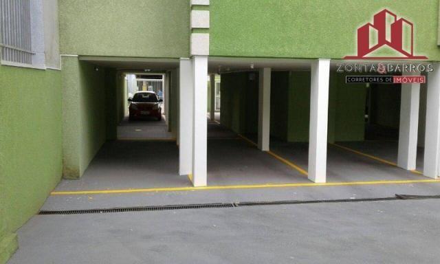 Apartamento à venda com 2 dormitórios em Nações, Fazenda rio grande cod:AP00010 - Foto 17