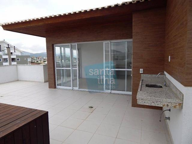 Cobertura residencial à venda, campeche, florianópolis - co0115 - Foto 10