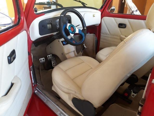 Vw - Volkswagen Fusca Cabriolet - Foto 14