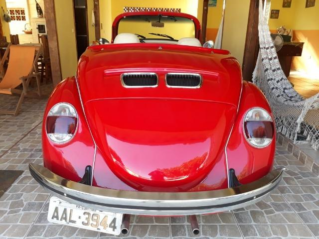 Vw - Volkswagen Fusca Cabriolet - Foto 12