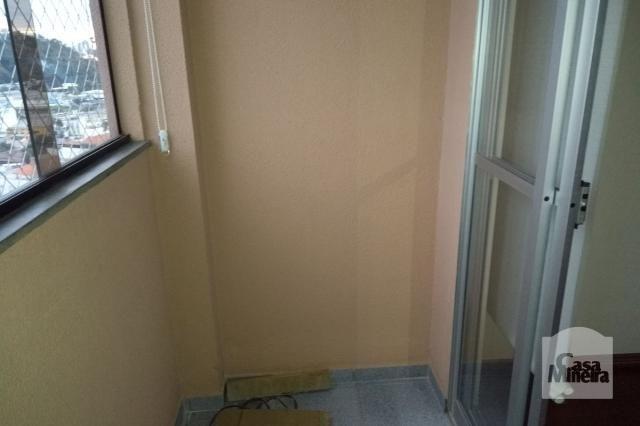 Apartamento à venda com 2 dormitórios em Caiçara-adelaide, Belo horizonte cod:248923 - Foto 2
