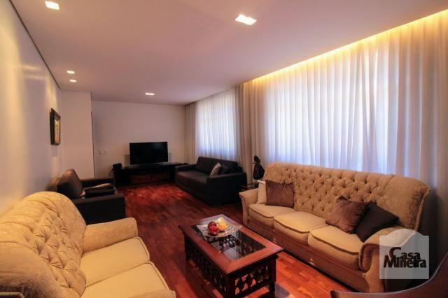 Apartamento à venda com 4 dormitórios em Gutierrez, Belo horizonte cod:248951