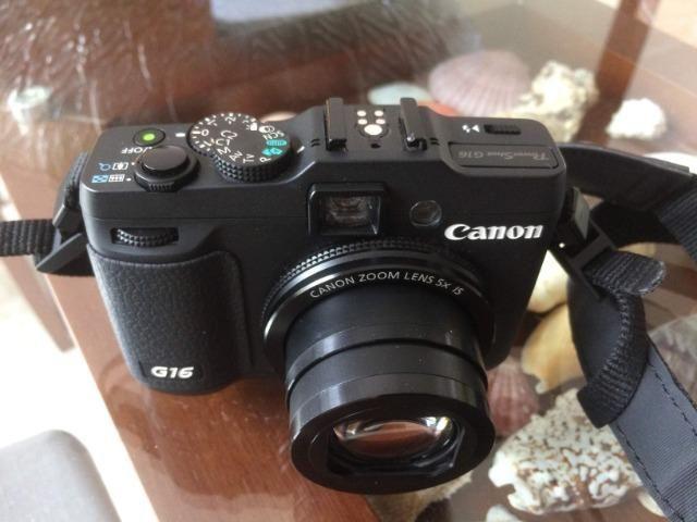 Câmera digital Canon G16 - Foto 6