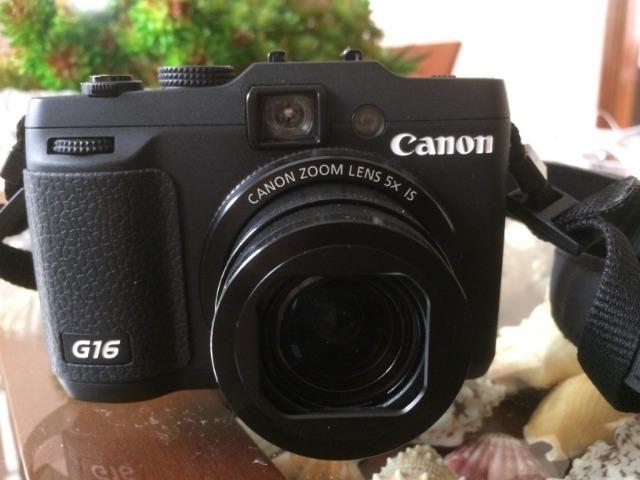 Câmera digital Canon G16