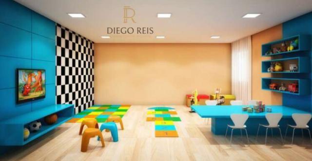 Sensacional Apto no Edifício One Residence na Ponta Verde 3/4 sendo 2 suítes com 117m2 - Foto 7
