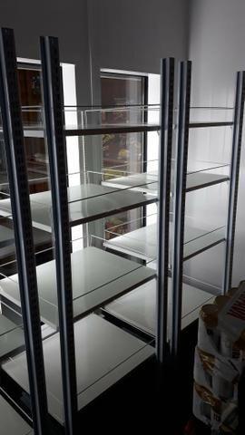 Expositor com portas de vidros.walk in box walk in cooler .camara fria com portas de vidro - Foto 5