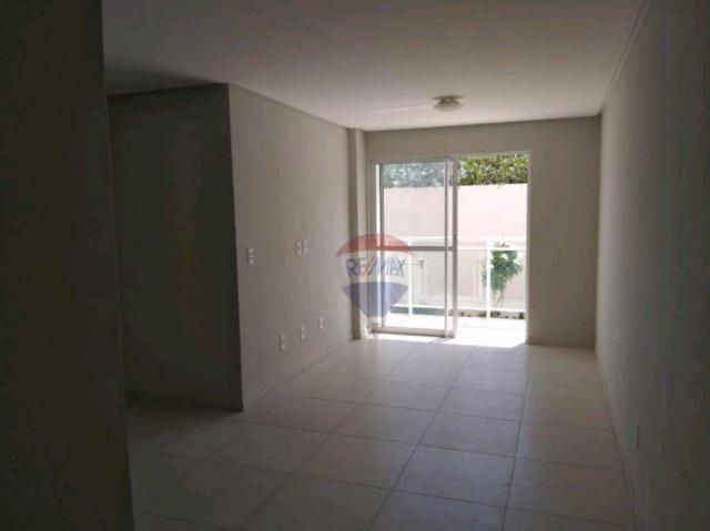 Apartamento com 3 dormitórios para alugar, 75 m² por r$ 900/mês - lagoa seca - juazeiro do - Foto 3