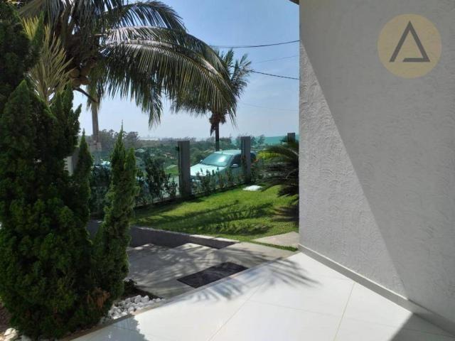 Casa para alugar, 500 m² por r$ 8.000,00/mês - mar do norte - rio das ostras/rj - Foto 18