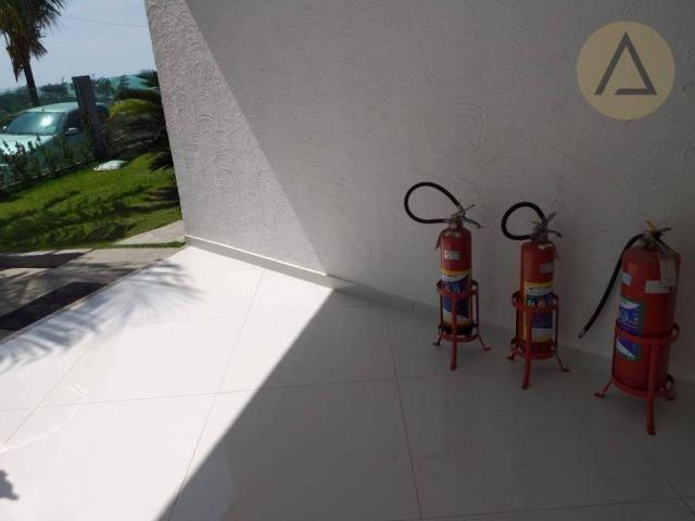 Casa para alugar, 500 m² por r$ 8.000,00/mês - mar do norte - rio das ostras/rj - Foto 17