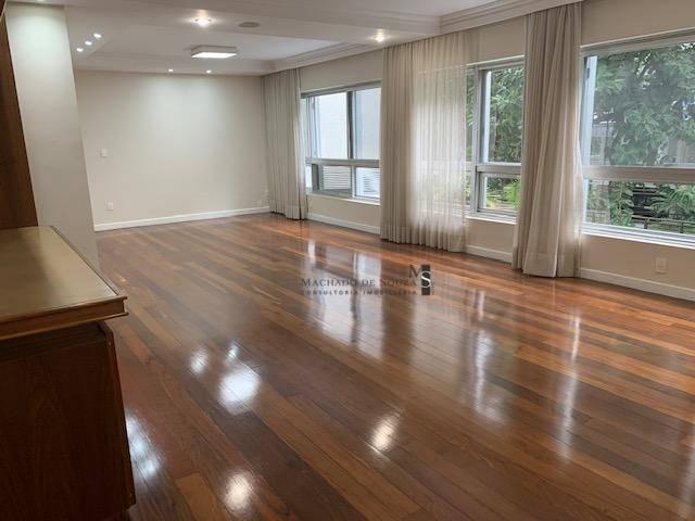 Apartamento para alugar, 160 m² por R$ 7.500,00/mês - Leblon - Rio de Janeiro/RJ